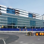 NKS, Nya Karolinska Sjukhuset i Solna 22